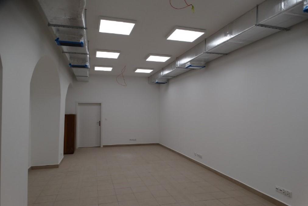 pomieszczenie przeznaczone na pracownię digitalizacji w segmencie północnym