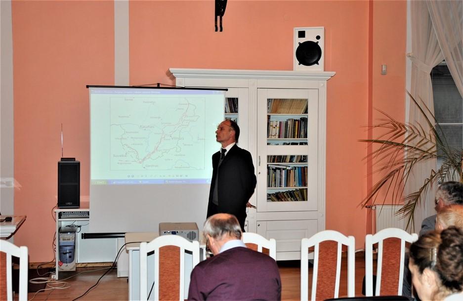 Konferencja naukowa Umowa suwalska. Fakty i interpretacje.